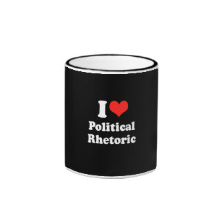 I LIEBE POLITISCHES RHETORIC.png Tee Haferl