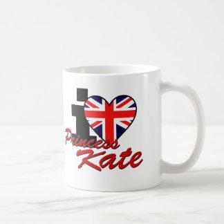I Liebe-Prinzessin Kate Kaffeetasse