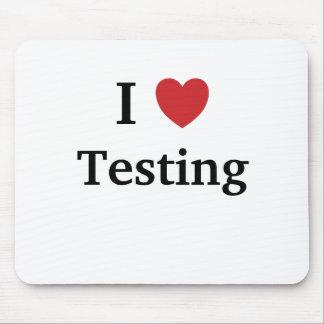 I Liebe-Prüfungs-grausames aber lustiges Mousepad