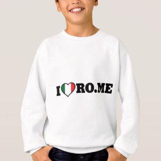 I Liebe Rom Sweatshirt