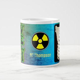 I Liebe-Röntgenstrahl-große Kaffee-Tasse Jumbo-Tasse