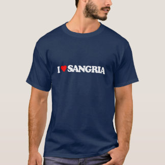 I LIEBE-SANGRIA T-Shirt