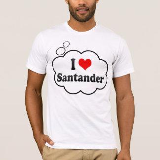 I Liebe Santander, Spanien T-Shirt