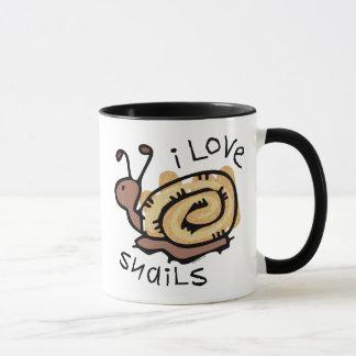I Liebe-Schnecken Tasse