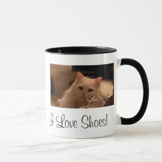 I Liebe-Schuhe! Tasse