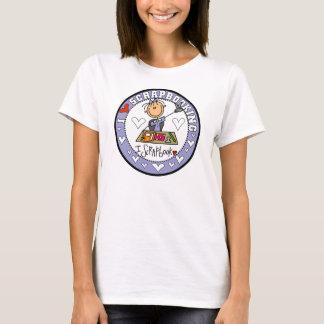 I Liebe Scrapbooking T - Shirt