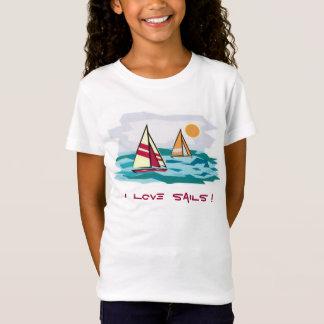 I Liebe-Segel! T T-Shirt