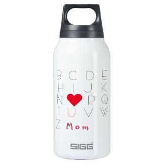 I Liebe Sie Mamma-Mutter-Tagesgeburtstags-Flasche Thermoflaschen