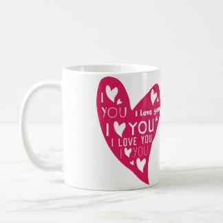 I Liebe Sie - zeigen Sie Ihre Liebe Kaffeetasse