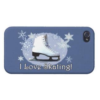 I Liebe-Skaten! Hülle Fürs iPhone 4