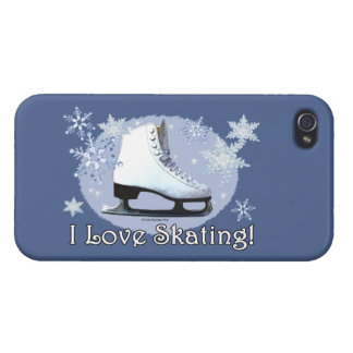 I Liebe-Skaten! iPhone 4/4S Cover