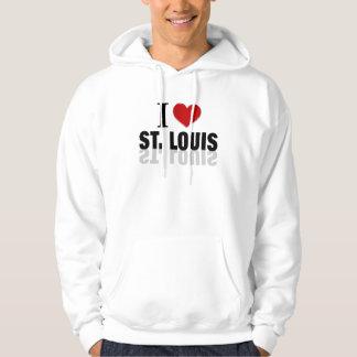 I Liebe St. Louis Hoodie