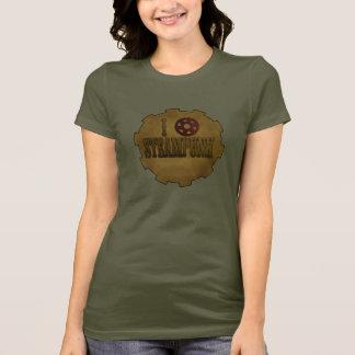 I Liebe Steampunk T-Shirt