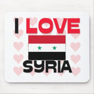 I Liebe Syrien Mauspad