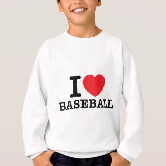 I Liebe t Sweatshirt