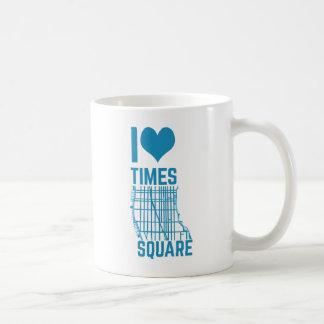 I Liebe-Times Square Kaffeetasse