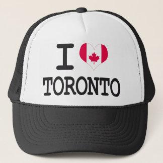 I Liebe Toronto Truckerkappe