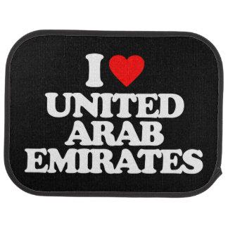 I LIEBE UNITED ARAB EMIRATES AUTOMATTE