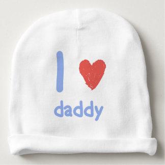 I Liebe-Vati Babymütze