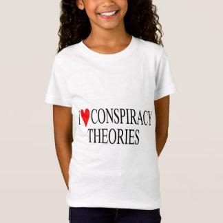 I Liebe-Verschwörungs-Theorien T-Shirt