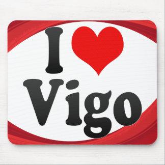 I Liebe Vigo, Spanien. Ich Encanta Vigo, Spanien Mauspads