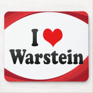 I Liebe Warstein, Deutschland Mousepads