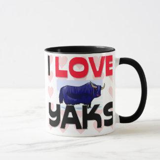 I Liebe-Yak Tasse