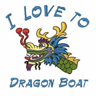 I Liebe zu, Drache-Boot