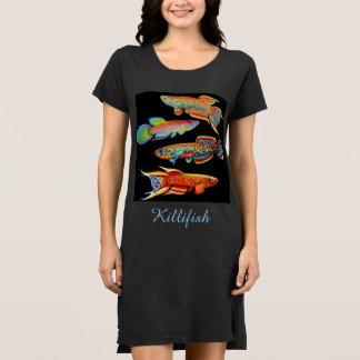 I Liebekillifish-Damen-Kleid Kleid