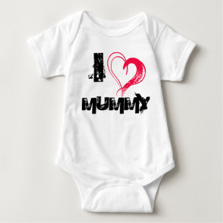 I Liebemama Baby Strampler