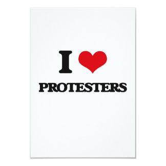 I LiebeProtesters Einladungskarte