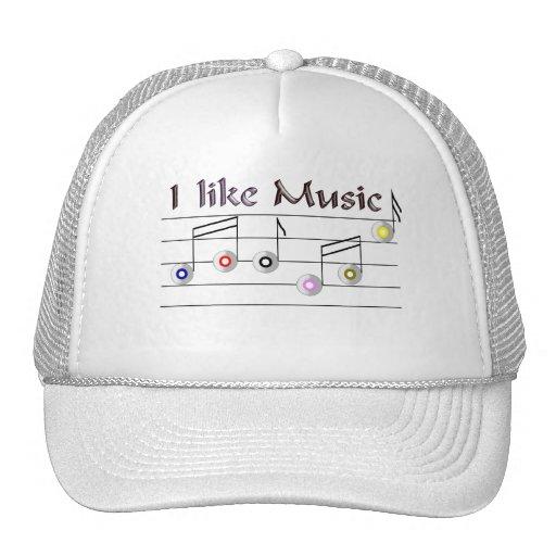 I like Music Netzkappen