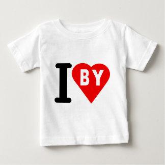i-love-Belarus.png Baby T-shirt