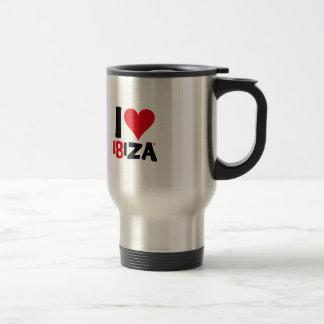 I love Ibiza 18IZA Spezielle Ausgabe 2018 Reisebecher