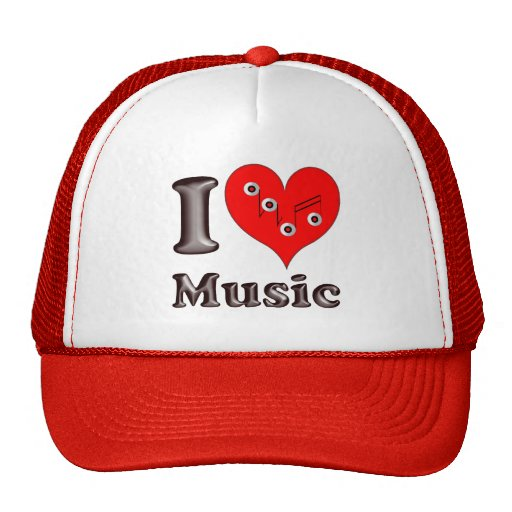 I love Music Kappen