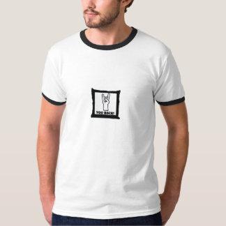 I Love Rock Roll &! Tshirt