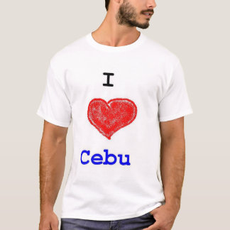 I lv Cebu T-Shirt