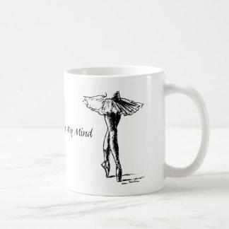 I´m, das in meinem Kopf tanzt Kaffeetasse