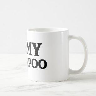 ♥ I mein Cockapoo Kaffeetasse