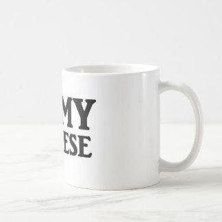 ♥ I mein maltesisches Kaffeetasse