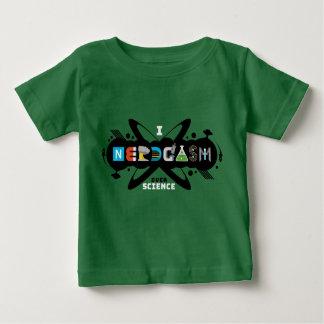I Nerdgasm über Wissenschafts-Kleinkind-T - Shirt