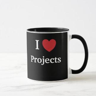 I projektiert Liebe humorvolles motivierend Tasse