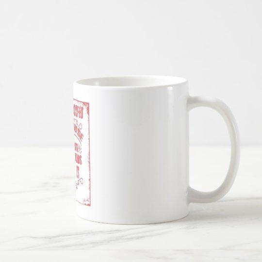 I prüfte Kind mein Haus Tasse