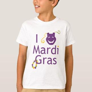 I scherzt Liebe-Karneval T - Shirt