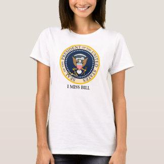 I Shirt Fräulein-Bill Clinton