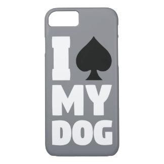 I Spaten mein Hund (I sterilisiert mein Hund) iPhone 8/7 Hülle
