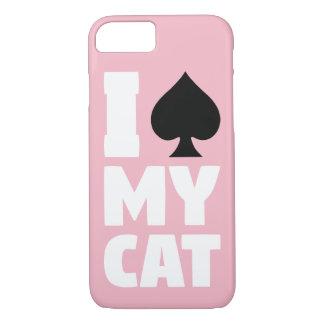 I Spaten meine Katze (I sterilisiert meine Katze) iPhone 8/7 Hülle