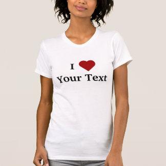 I T - Shirt des Herzens (personifizieren Sie)