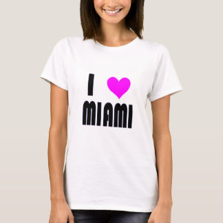 I T - Shirt Liebe-Miamis Florida USA