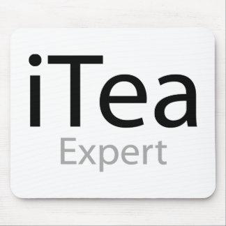 I Tee-Experte Mousepad
